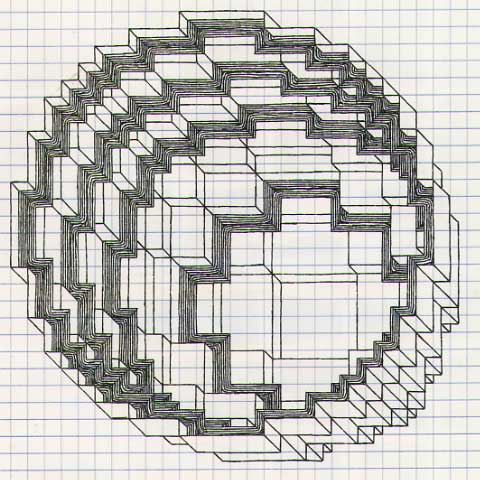 Graph Paper Drawing Galleryhipcom The Hippest Galleries